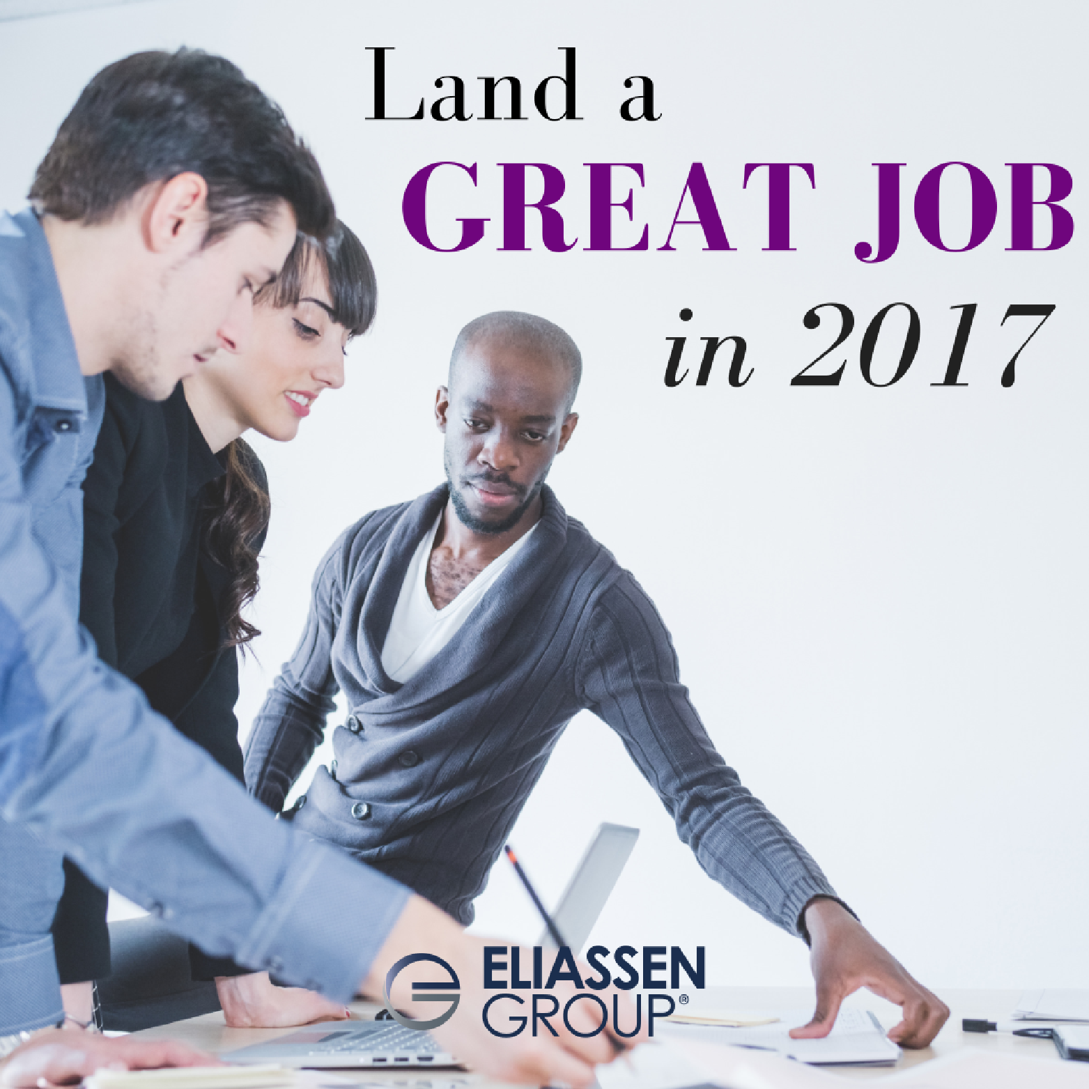 Land a great job in 2017 with this powerful combination