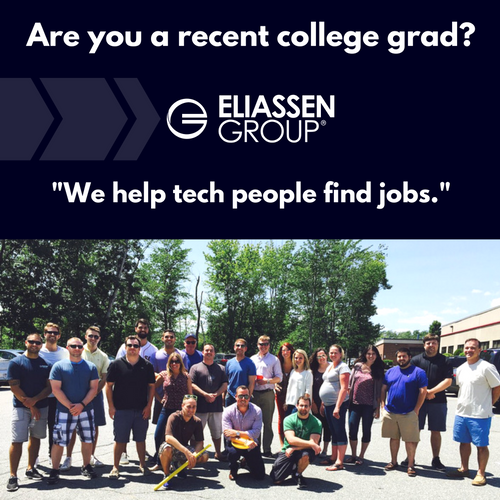 Recent college grads! Great career opportunity in Recruiting