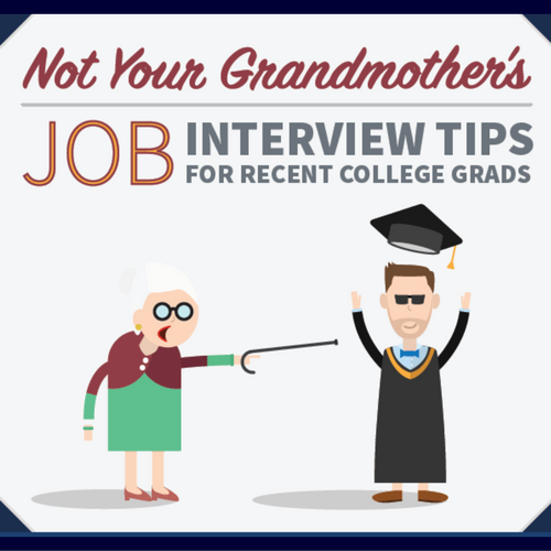eGuide: (Not Your Grandmother's) Job Interview Tips