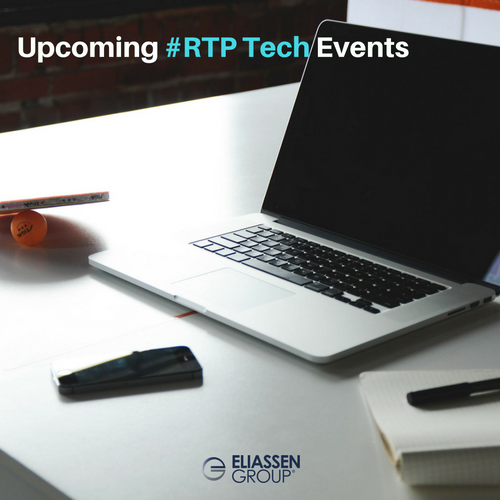 Excel in a new environment: RTP Tech Events